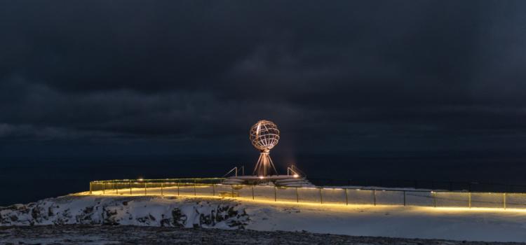 Nordkapp – nejsevernější místo Evropy